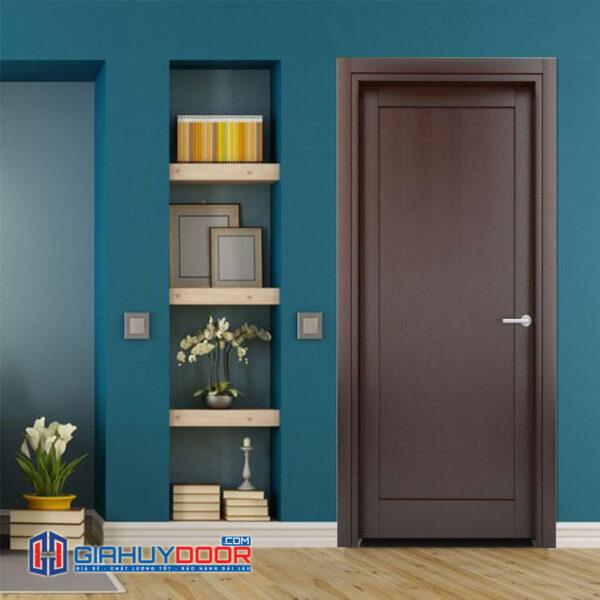 Chọn cửa gỗ melamine