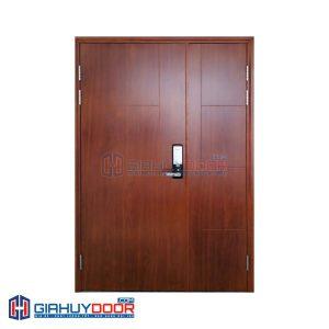 cung cấp cửa thép vân gỗ