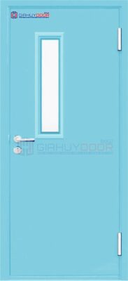 Cửa thép chống cháy TCC.P1G1a-1-C7