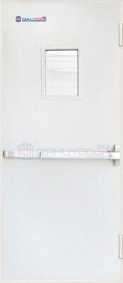 Cửa thép chống cháy TCC.P1G1b-2-C1