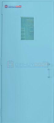 Cửa thép chống cháy TCC.P1G1b.-1-C7