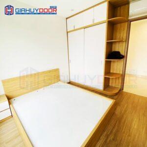 Giường ngủ GN 08