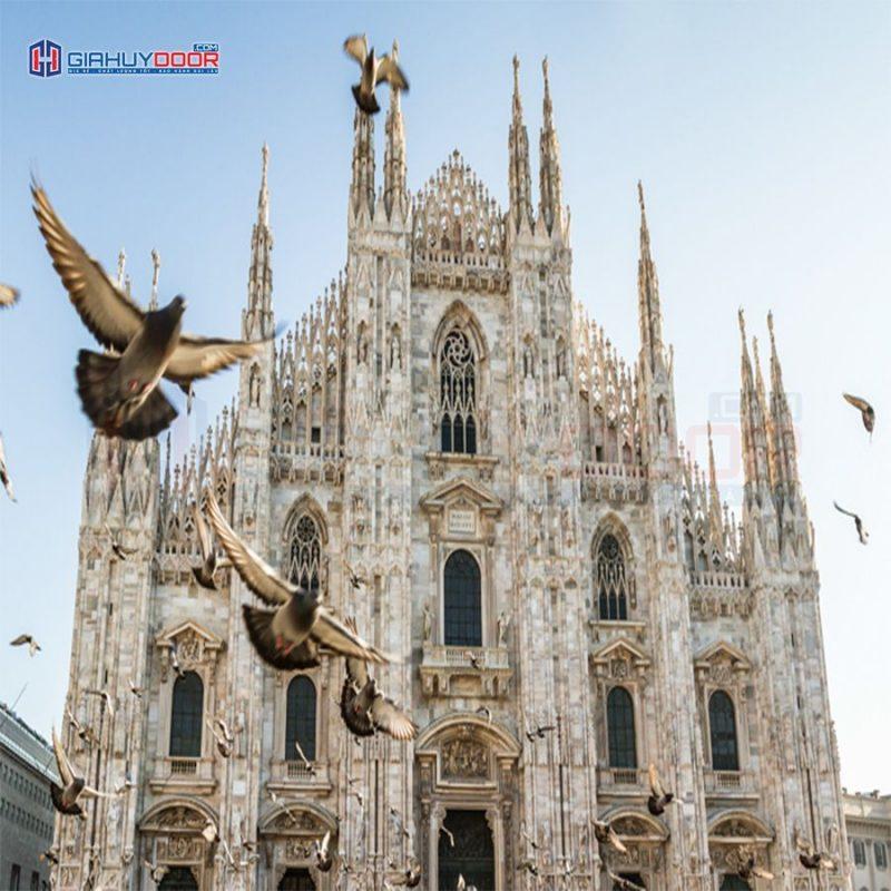 Hình đại diện kiến trúc Gothic