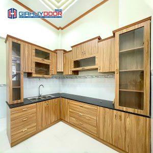 Nội thất tủ bếp kệ bếp KB 14