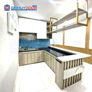 Nội thất tủ bếp kệ bếp KB 25