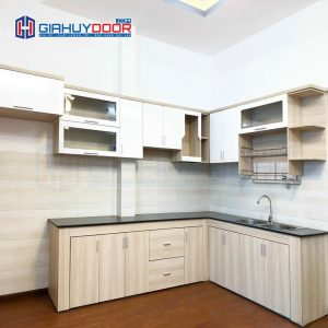 Nội thất tủ bếp kệ bếp KB 27