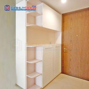 Nội thất tủ gỗ kệ gỗ TU 10