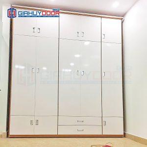 Nội thất tủ gỗ kệ gỗ TU 19