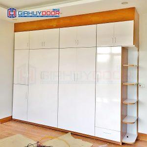 Nội thất tủ gỗ kệ gỗ TU 22