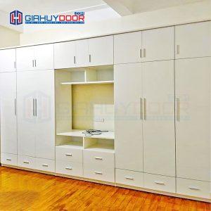 Nội thất tủ gỗ kệ gỗ TU 23