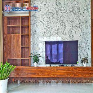 Nội thất tủ gỗ kệ gỗ TU 24