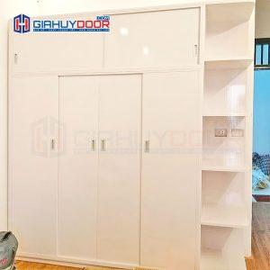 Nội thất tủ gỗ kệ gỗ TU 25