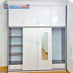 Nội thất tủ gỗ kệ gỗ TU 26