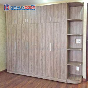 Nội thất tủ gỗ kệ gỗ TU 28