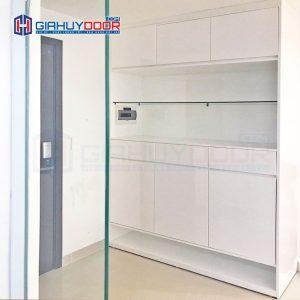 Nội thất tủ gỗ kệ gỗ TU 31