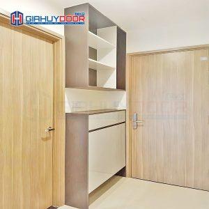 Nội thất tủ gỗ kệ gỗ TU 32