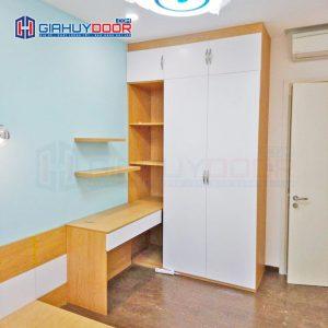 Nội thất tủ gỗ kệ gỗ TU 36