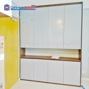 Nội thất tủ gỗ kệ gỗ TU 37