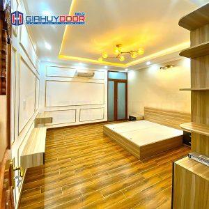 Nội thất tủ gỗ kệ gỗ TU 46