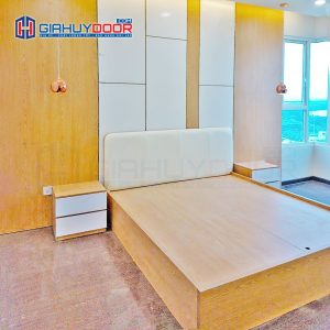 Nội thất tủ gỗ kệ gỗ TU 5