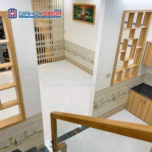 Nội thất tủ gỗ kệ gỗ TU 51