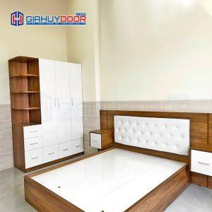 Nội thất tủ gỗ kệ gỗ TU 72