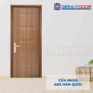 Cửa nhựa ABS Hàn Quốc KOS 110-MT104