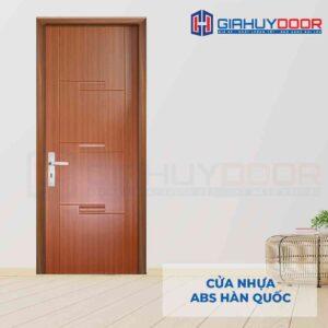 Cửa nhựa ABS Hàn Quốc KOS 111-M8707 (3)