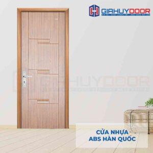 Cửa nhựa ABS Hàn Quốc KOS 111-W0901 (2)