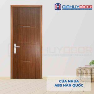 Cửa nhựa ABS Hàn Quốc KOS 111-W0901 (4)