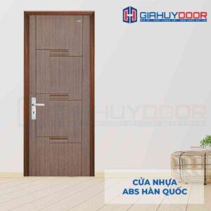 Cửa nhựa ABS Hàn Quốc KOS 111-W0901
