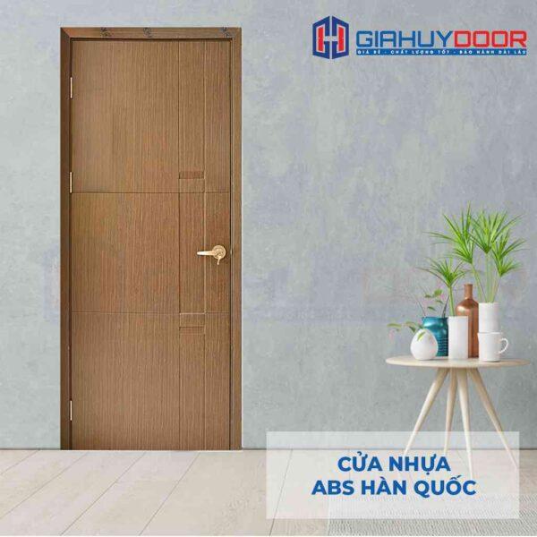 Cửa nhựa ABS Hàn Quốc KOS 116-U6405