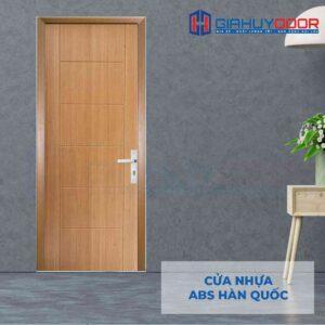 Cửa nhựa ABS Hàn Quốc KOS 118-K1129