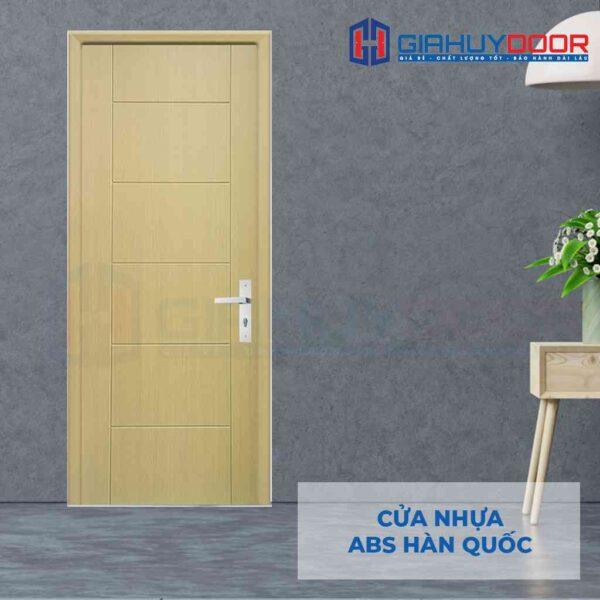 Cửa nhựa ABS Hàn Quốc KOS 118-MQ808