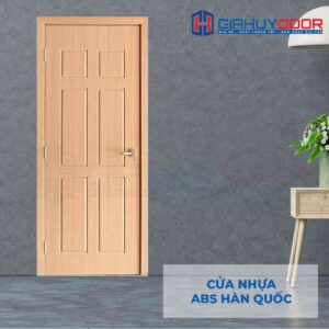 Cửa nhựa ABS Hàn Quốc KOS 120-K0201 (2)