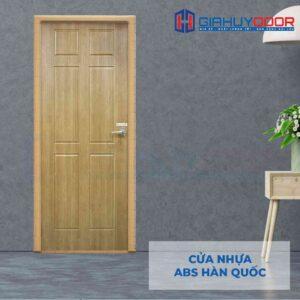 Cửa nhựa ABS Hàn Quốc KOS 120-MQ808