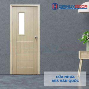 Cửa nhựa ABS Hàn Quốc KOS 201-MQ808