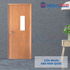 Cửa nhựa ABS Hàn Quốc KOS 201-W0901
