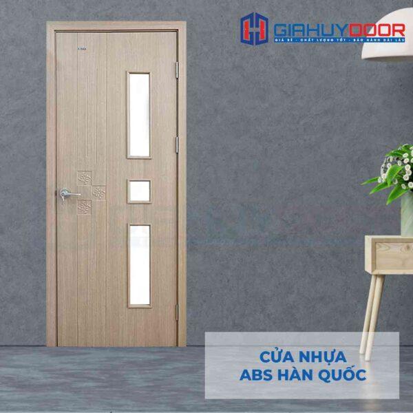 Cửa nhựa ABS Hàn Quốc KOS 206-MQ808