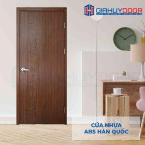 Cửa nhựa ABS Hàn Quốc KOS 301-W0901