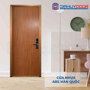 Cửa nhựa ABS Hàn Quốc KOS 305-W0901 (2)