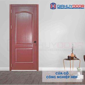 Cửa gỗ công nghiệp HDF 2A-12