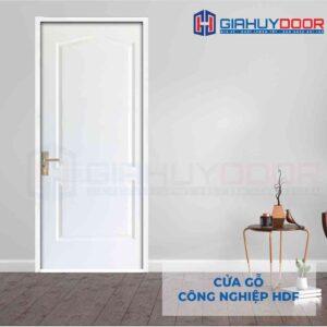 Cửa gỗ công nghiệp HDF 2A-C1