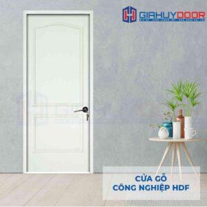 Cửa gỗ công nghiệp HDF 3A-C2