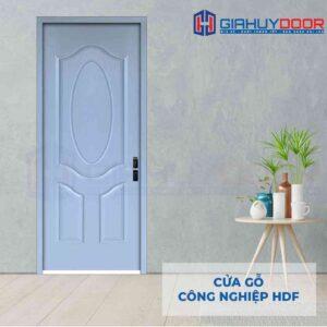 Cửa gỗ công nghiệp HDF 3A-C5