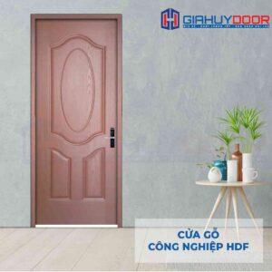 Cửa gỗ công nghiệp HDF 3A-C8