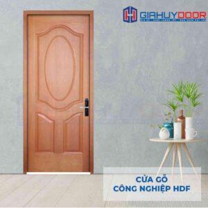 Cửa gỗ công nghiệp HDF 3A-C9