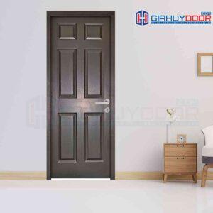 Cửa gỗ cao cấp HDF 6A-C14 (2)
