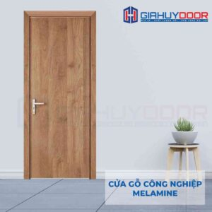 Cửa gỗ công nghiệp MDF Melamine P1-3