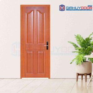 Cửa gỗ cao cấp HDF Veneer 4A-sapele